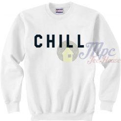 Chill Unisex Crewneck Sweatshirt