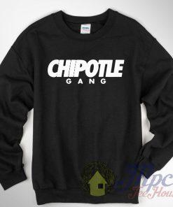Cipotle Gang Crewneck Sweatshirt