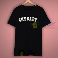 Cry Baby Vintage Girl T Shirt