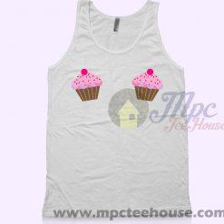 Cupcake Unisex Tank Top