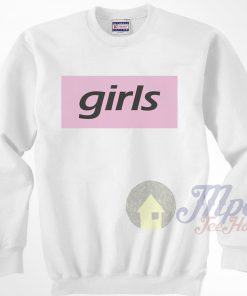 Cute Girls Unisex Sweatshirt Size S-XXL