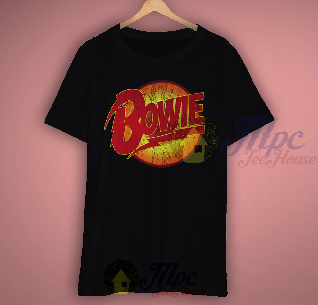 Classic Book Cover T Shirts : David bowie symbol classic t shirt mpcteehouse
