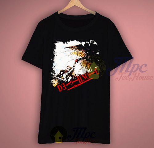 Death Note Anime Manga T Shirt