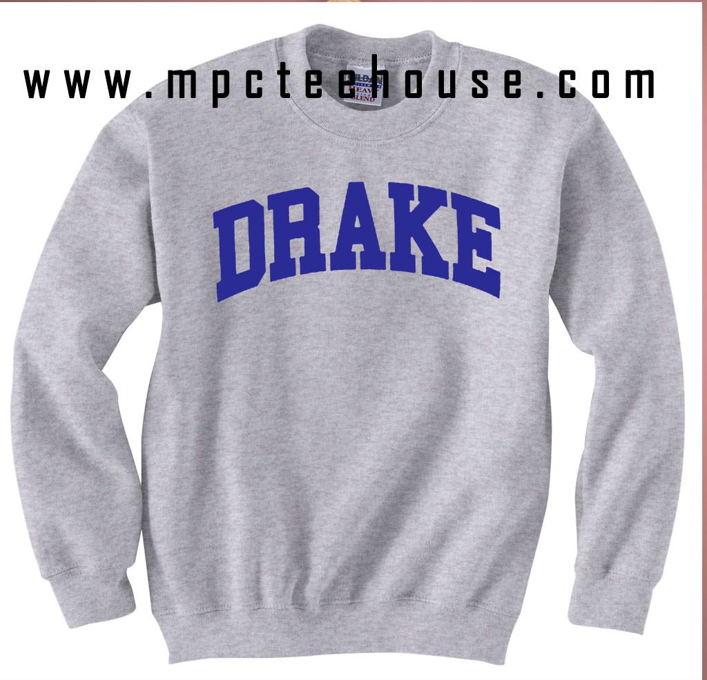 Drake Crewneck Sweatshirt