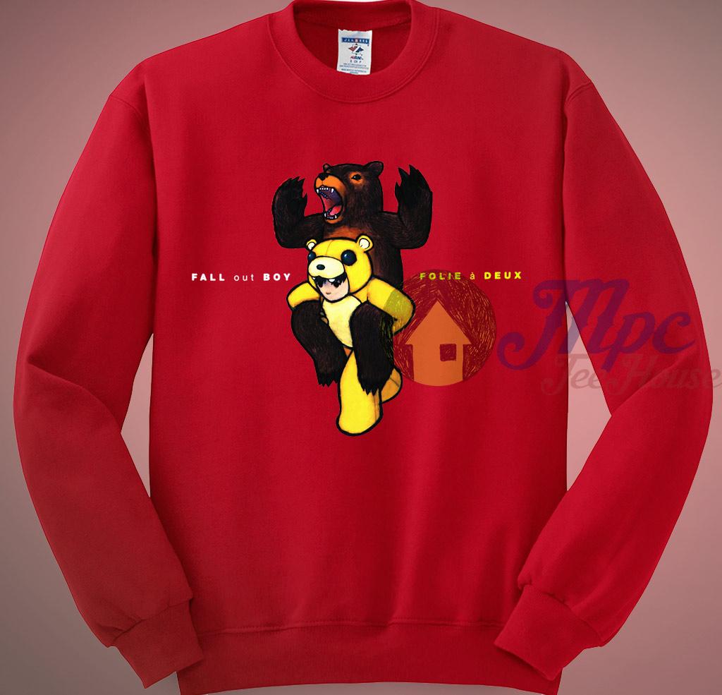 Fall Out Boy Folie Unisex Sweatshirt