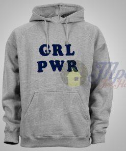 Girl Power Pullover Hoodie