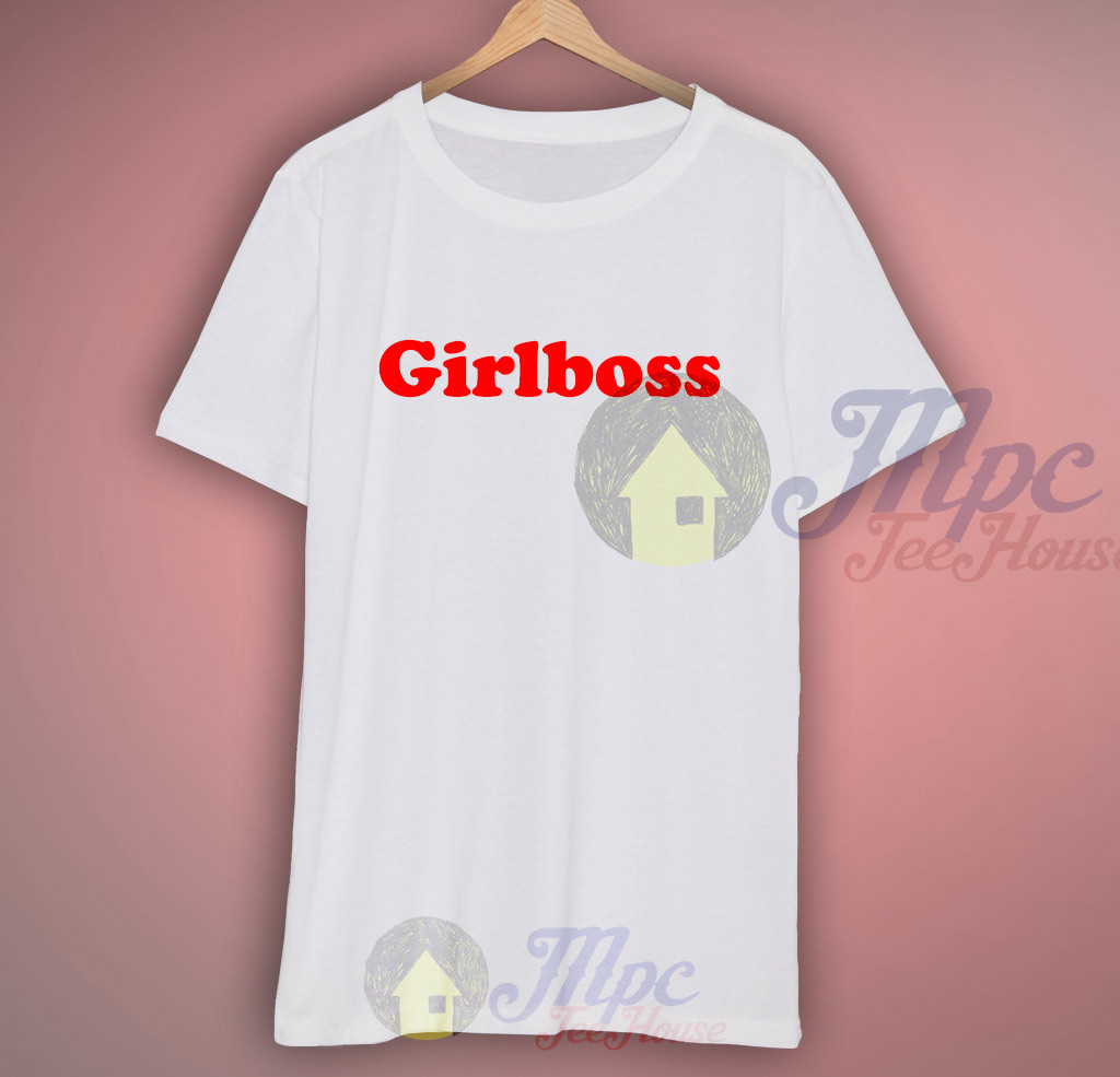 Girlboss Women T Shirt