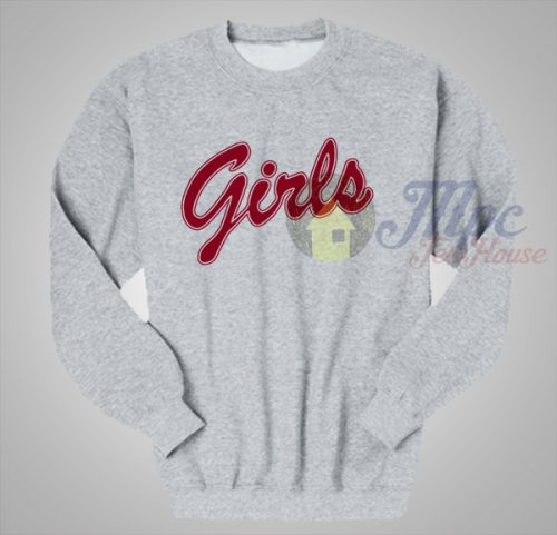 Girls Cool Unisex Sweatshirt
