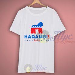 Harambe 2016 T Shirt