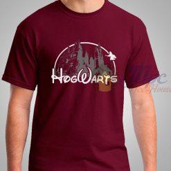 Harry Potter Hogwarts disney Castle T Shirt