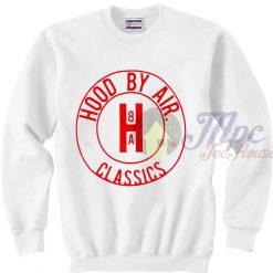 Hood By Air Rihanna Classic Sweatshirt