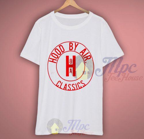 Hood By Air Rihanna Classic T Shirt