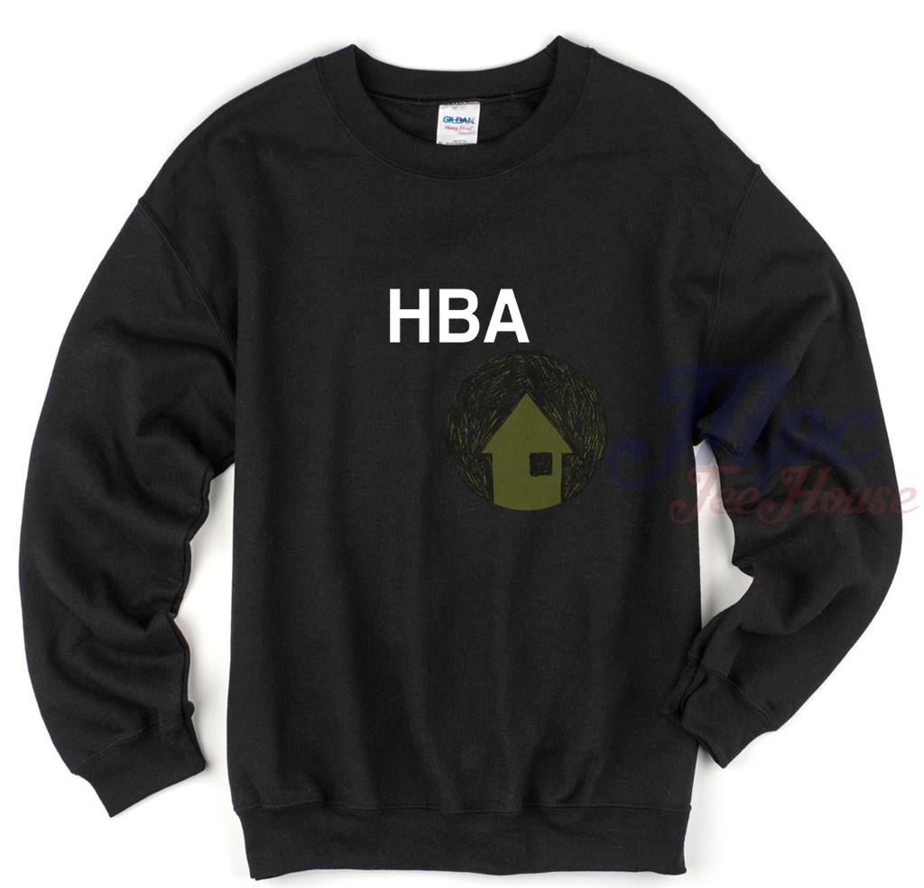 Hood By Air Symbol Crewneck Sweatshirt