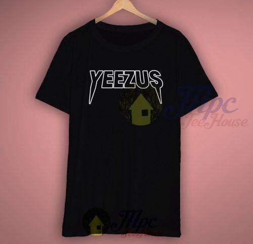 Kanye West On Yeezus T Shirt
