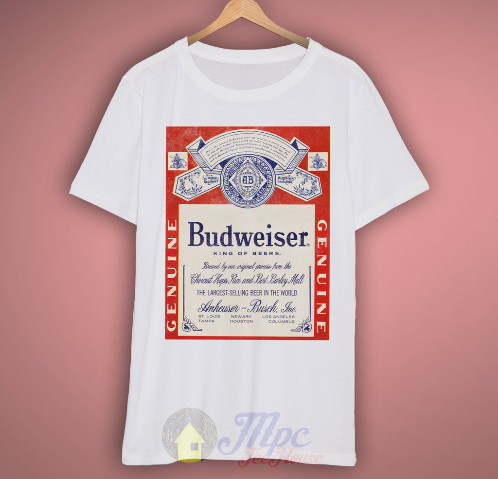 King Of Beer T Shirt