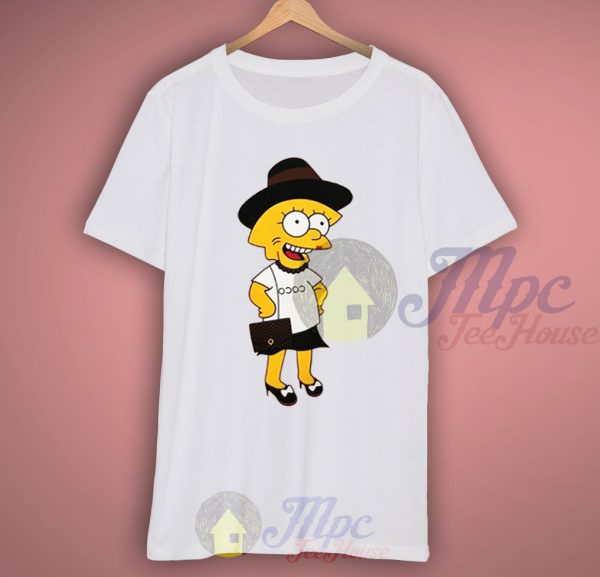 Lisa Coco Vintage Cartoon T shirt