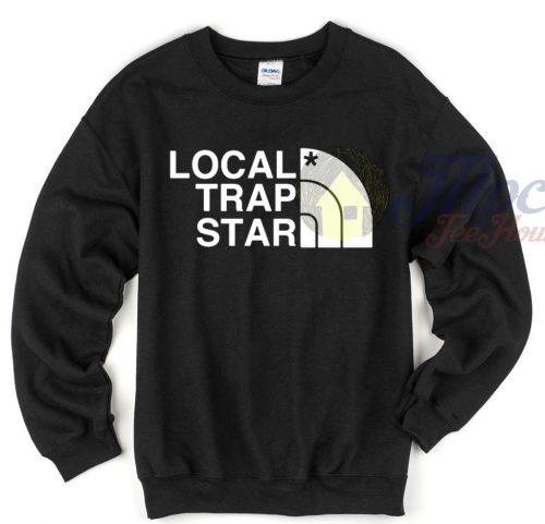 Local Trapstar Symbol Sweatshirt