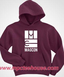 Magcon Boys Symbol Maroon Hoodie