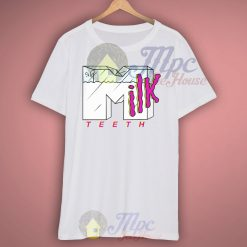 Milk Teeth Music T Shirt