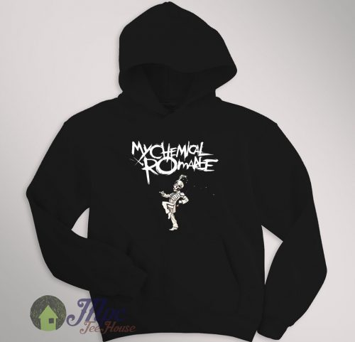 My Chemical Romance Pullover Hoodie