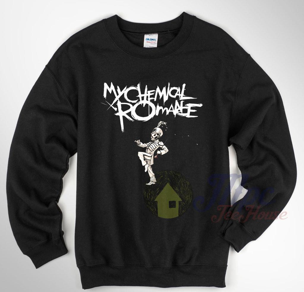 My Chemical Romance Sweatshirt Mpcteehouse