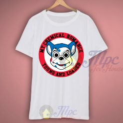 My Chemical Romance Young and Loaded T Shirt