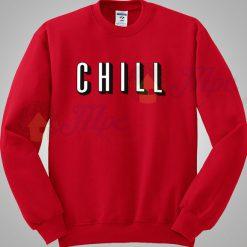 Netflix and Chill Unisex Sweatshirt