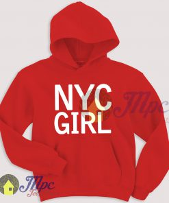 New York City NYC Girl Unisex Hoodie