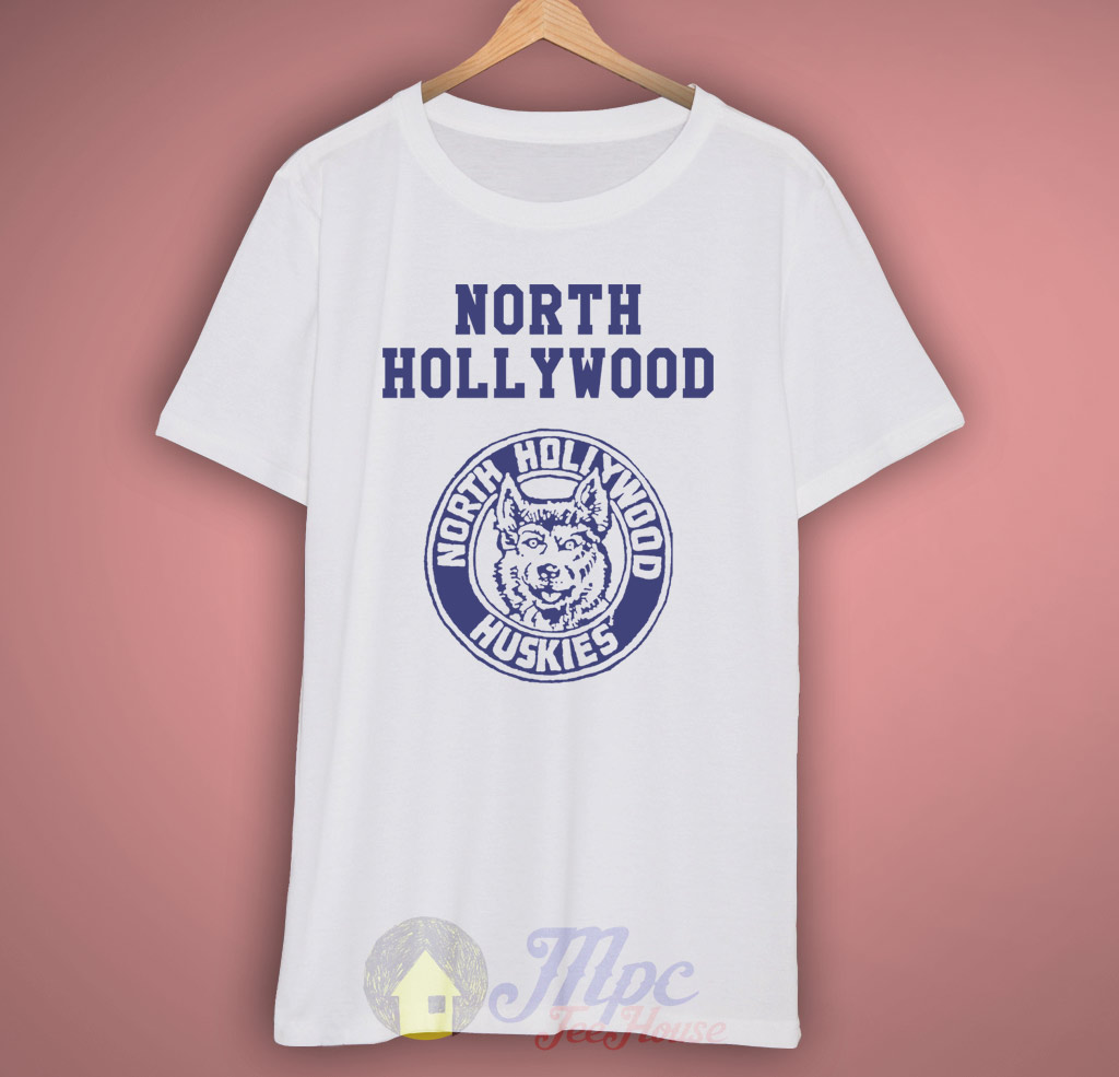 North Hollywood Huskies High School T Shirt