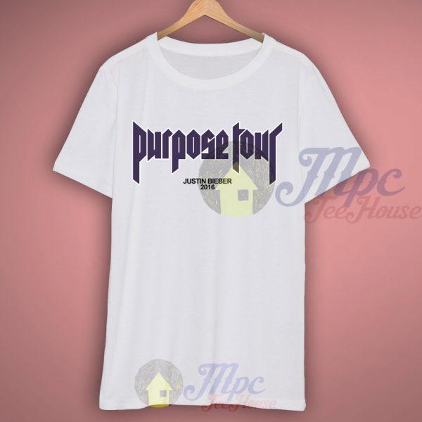 purpose tour bieber 2016 t shirt mpcteehouse. Black Bedroom Furniture Sets. Home Design Ideas
