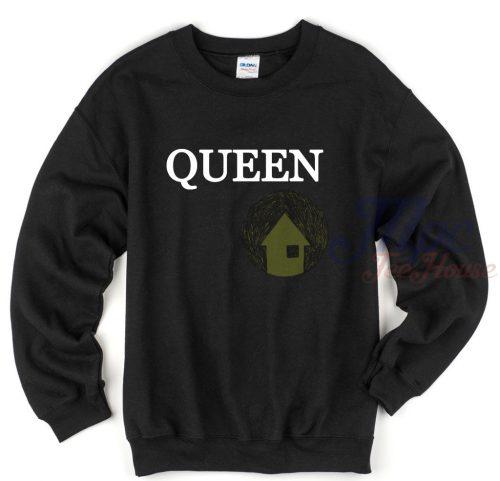 Quenn Unisex Crewneck Sweatshirt