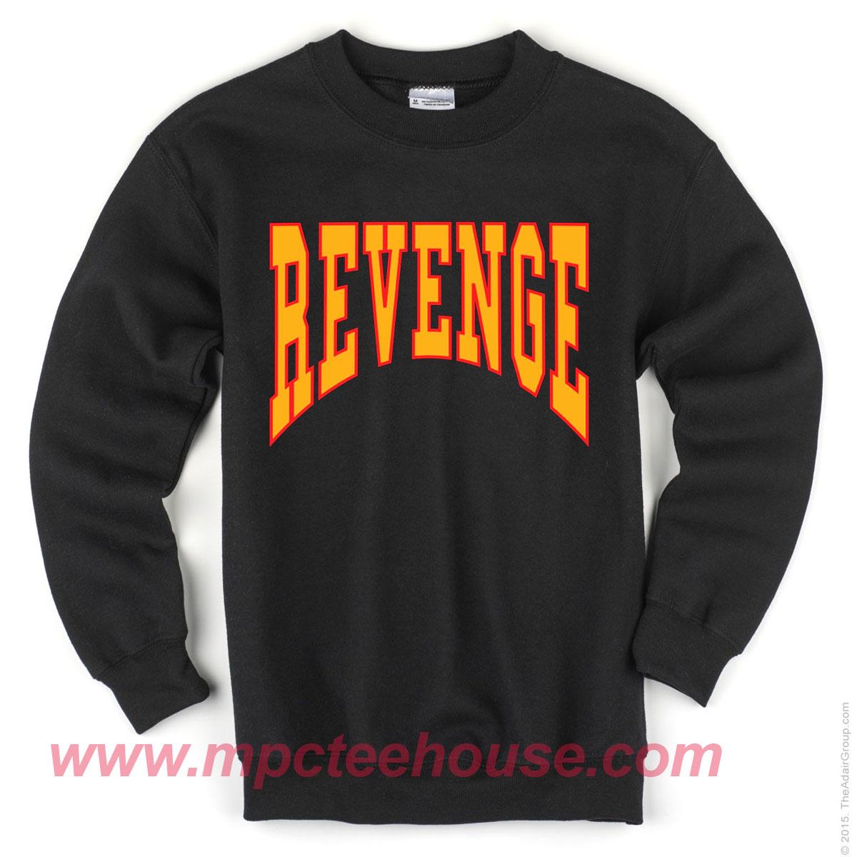 Revenge Drake Sweatshirt Inspired