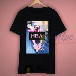 Rihanna Hood By Air T Shirt