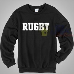 Rugby Unisex Sweatshirt Available Size S-2XL