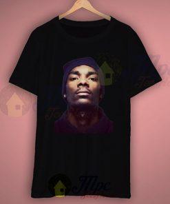 Snoop Dog Face Rapper T Shirt