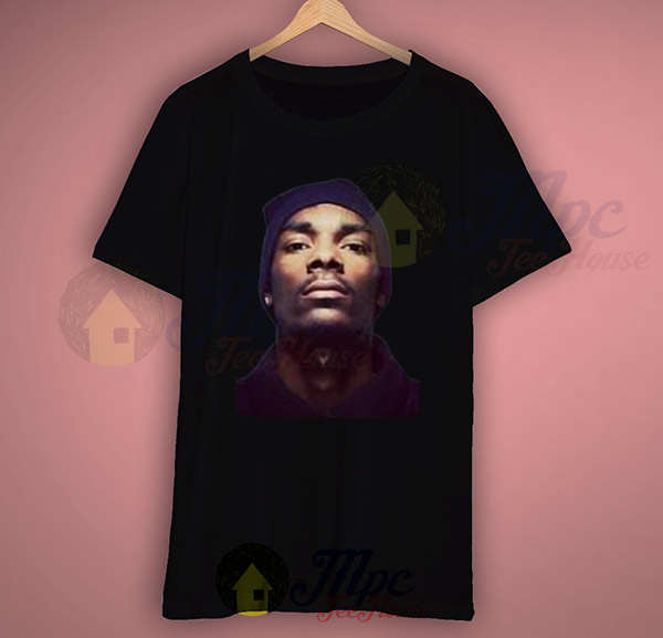 Snoop Dog Face Rapper T Shirt Mpcteehouse