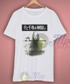 Spirited Away Studio Ghibli No Mask T Shirt