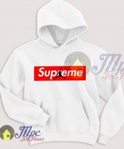 Supreme Air Jordan Limited Hoodie