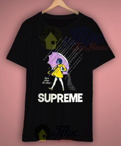 Supreme Morton Salt Girl T Shirt For Men and Women