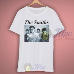 The Smiths Rock Band T Shirt