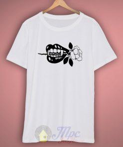 Vampire Fangs T Shirt Men and Women