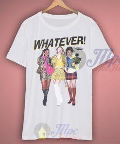Whatever Clueless Classic Movie T Shirt