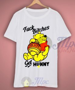 Winnie The Pooh Get Hunny T Shirt