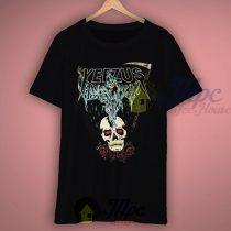 Yeezus Death Skull Tour T Shirt