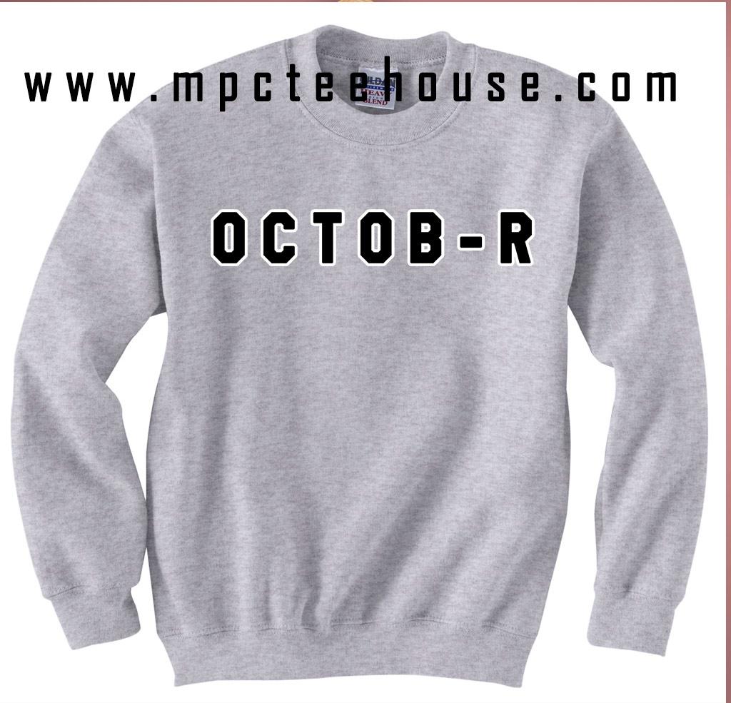 Yolo Ovoxo October Sweatshirt