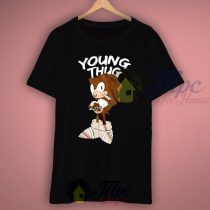 Young Thug Rapper T Shirt