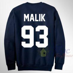 Zayn Malik 93 One Direction Sweatshirt