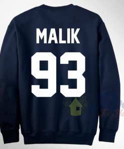 Zayn Malik 93 One Direction Sweatshirt