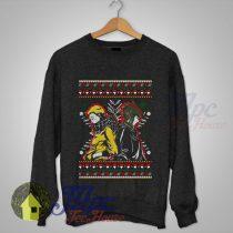 Anime Naruto Sweatshirt Gift For Christmas