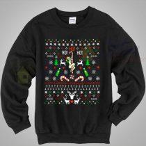 Bad girl Style Christmas Ugly Sweater
